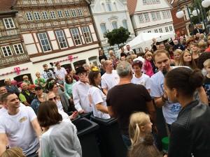 Stadthagen Pool Challenge - Ab in die Tonne!