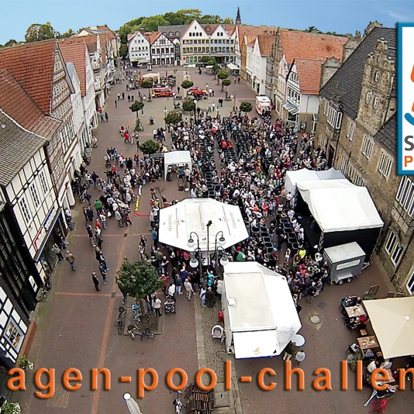 Stadthagen Pool Challenge<br>Official Video online!