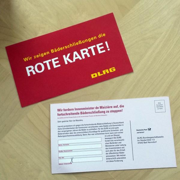 Rote Karte gegen Bäderschließungen